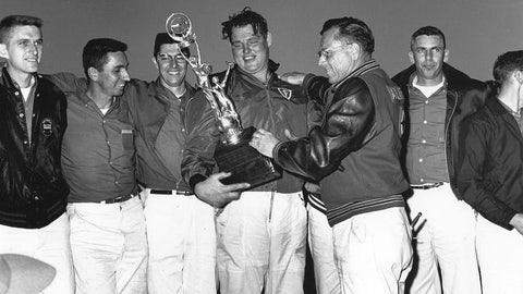 4a. Tiny Lund won 1963 Daytona 500