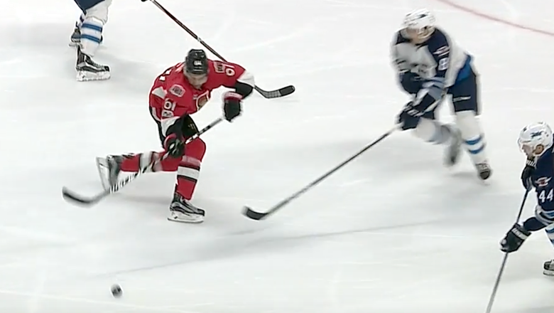 Jacob Trouba may face suspension for hit to the head of Mark Stone