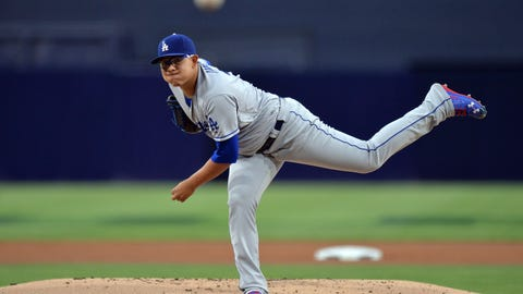 Julio Urias - SP - Dodgers