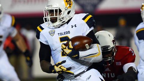 Kareem Hunt, Toledo