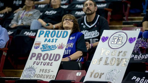 Loser: The collective mental well-being of Kings fans