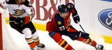 Panthers need win over Ducks to increase playoff chances