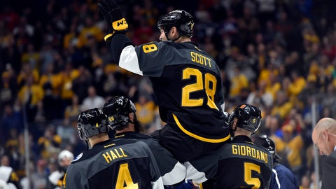All Star: The John Scott Story