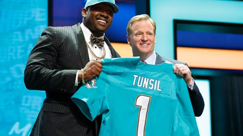 Gas Mask: Laremy Tunsil's Draft Day