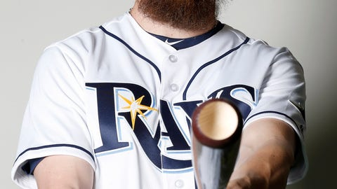 Colby Rasmus: The Yeti Man