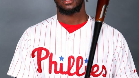 Odubel Herrera wishes this thing was later