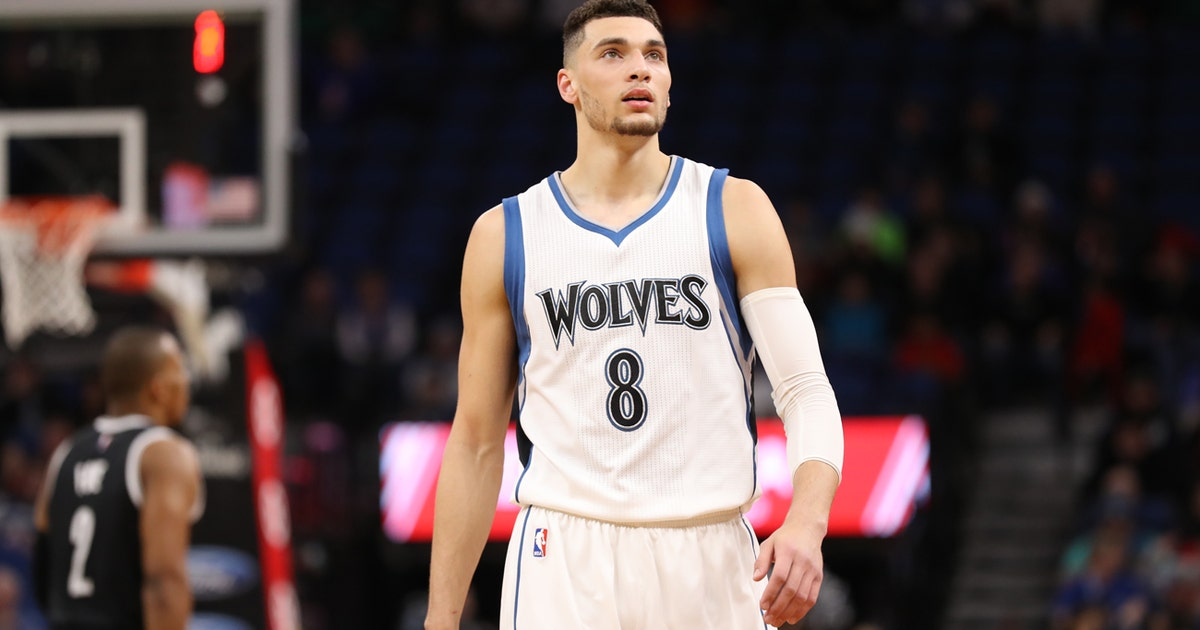 Zach Lavine S Injury Puts His Potential On Pause Fox Sports