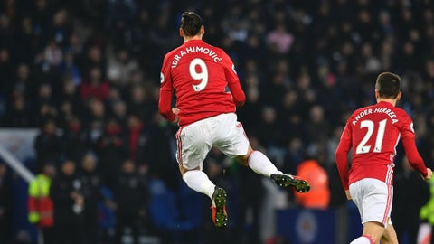 Zlatan Ibrahimovic Will Stay at Manchester United on One Condition