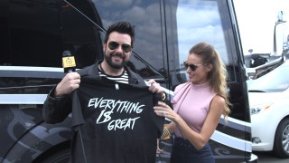 Kyle Busch's 'Everything Is Great' t-shirts raised $20,000 in five days