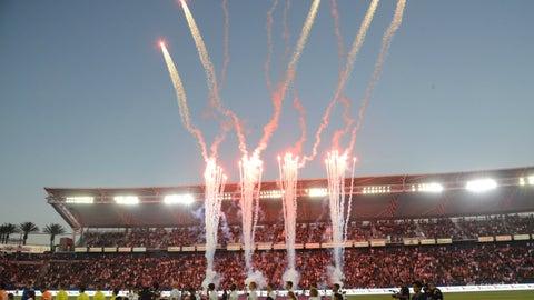 MLS starts with a bang