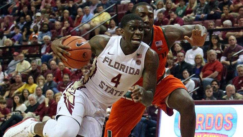 FSU sophomore Dwayne Bacon declaring for NBA Draft