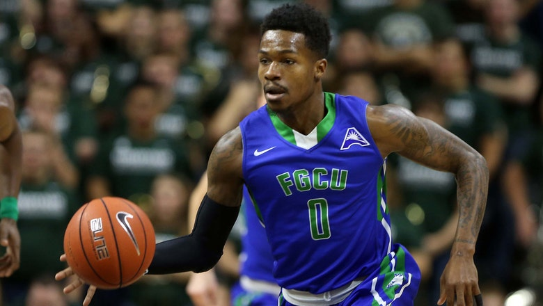 FGCU again in NCAA tournament after thumping UNF for A-Sun title