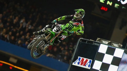 Photo credit: Supercross