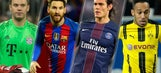 1 key player for each Champions League team to advance to the quarterfinals