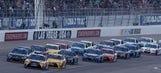 Starting lineup for Sunday's Kobalt 400 at Las Vegas Motor Speedway