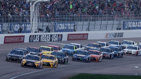 Monster Energy NASCAR Cup Series - Las Vegas