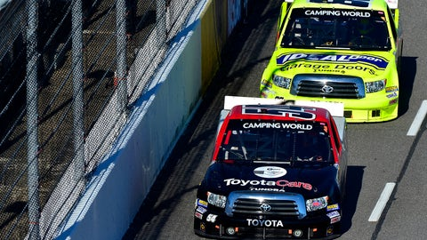NASCAR Camping World Truck Series - Martinsville