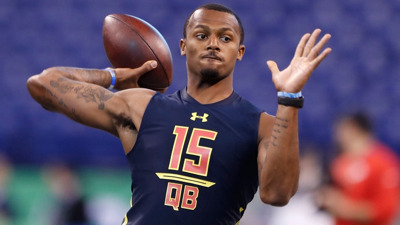 Deshaun Watson says he likes how he looks in a Cardinals uniform in Madden
