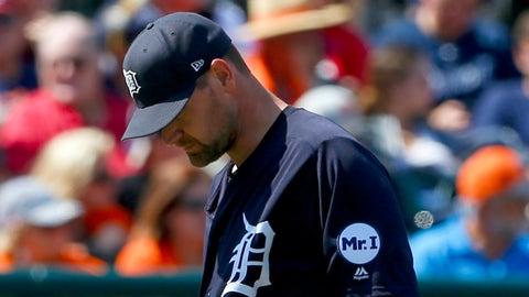 Tigers' rotation struggles