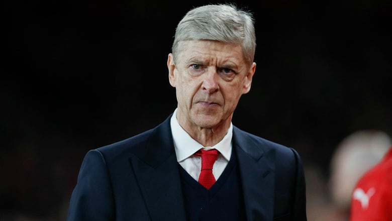 Arsene Wenger blasts referees for some reason after Arsenal lose 10-2