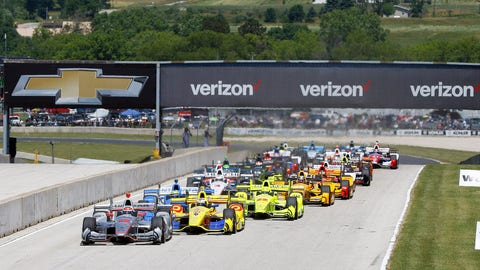 KOHLER Grand Prix - Road America