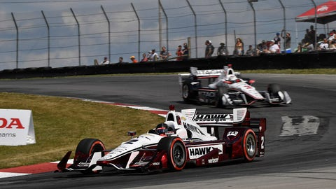 Honda Indy 200 at Mid-Ohio - Mid-Ohio Sports Car Course