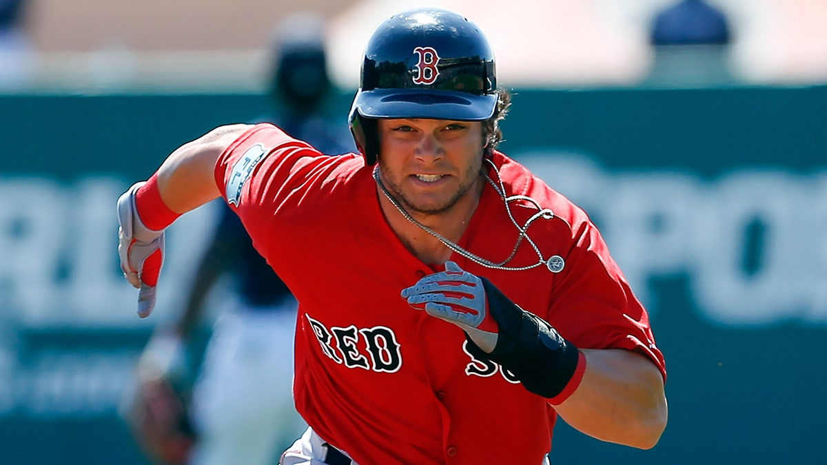 The Red Sox are considering a new role in the lineup for Andrew Benintendi