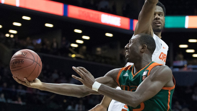 Miami fends off Syracuse to advance to ACC quarterfinals
