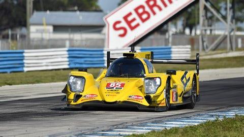 7. No. 85 JDC-Miller Motorsports ORECA - P