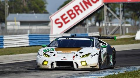 20. No. 18 DAC Motorsports Lamborghini Huracan GT3 - GTD