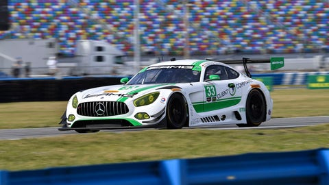 7. No. 33 Riley Motorsports - Team AMG Mercedes-AMG GT3 - GTD