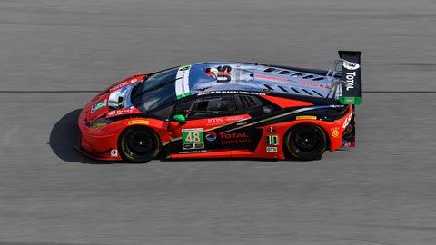 17. No. 48 Paul Miller Racing Lamborghini Huracan GT3 - GTD