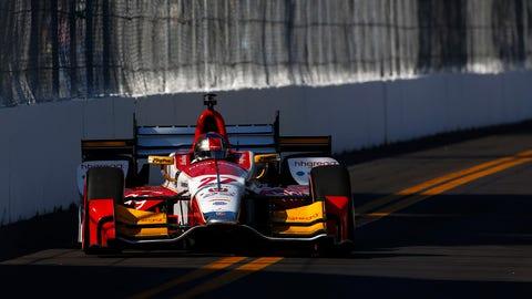 15. Marco Andretti