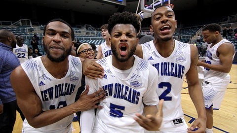 First Four: simulation picks New Orleans over Mount St. Mary's