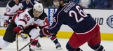 Quincey steps into spotlight as Blue Jackets visit Flyers