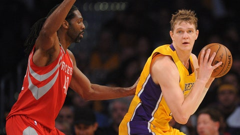 Lakers Rumors: Luol Deng Reportedly Also Shut Down Alongside Timofey Mozgov