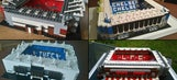 Check out these famous English soccer stadiums recreated with Lego bricks
