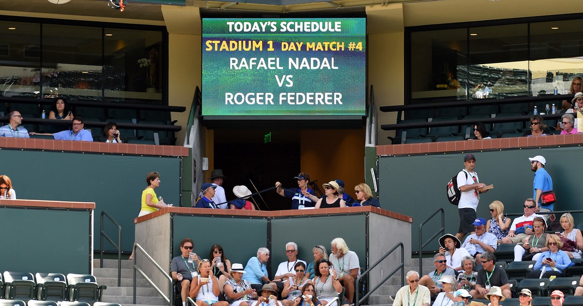 68 minutes in the presence of the great Roger Federer-Rafael Nadal rivalry | FOX Sports