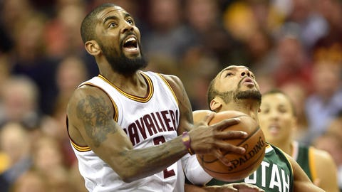 Kyrie Irving, G, Cleveland Cavaliers