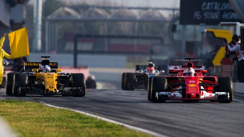 F1 2017: Team-by-team form guide