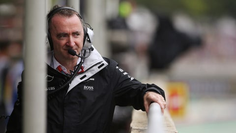 Williams has finally formally confirmed the arrival of Paddy Lowe as chief technical officer. (Photo: Charles Coates/LAT Photographic)