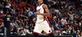 Whiteside, Dragic post double-doubles, propel Heat past Timberwolves