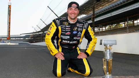 Paul Menard, Indianapolis, 2011