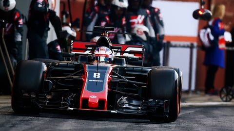 Haas F1 boss Guenther Steiner explains how the team's much better prepared for 2017. (Photo: Sam Bloxham/LAT Images)
