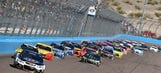 Starting lineup for Monster Energy Series Camping World 500 at Phoenix Raceway