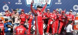 Justin Allgaier dominates in the desert to win XFINITY affair