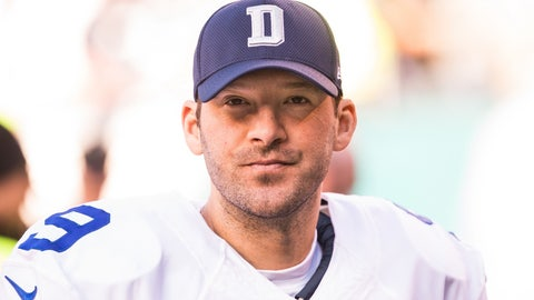 Cowboys QB Romo retires from NFlL, joins CBS News