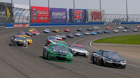 Monster Energy NASCAR Cup Series - Auto Club