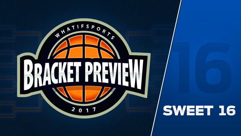 2017 NCAA Bracket Predictions and Picks: Sweet 16