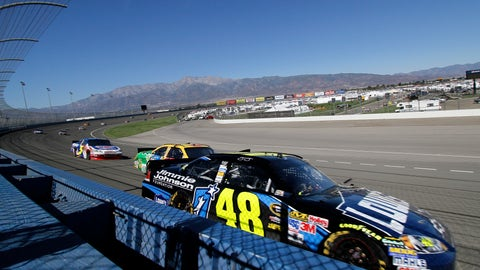 Jimmie Johnson, Spring of 2010